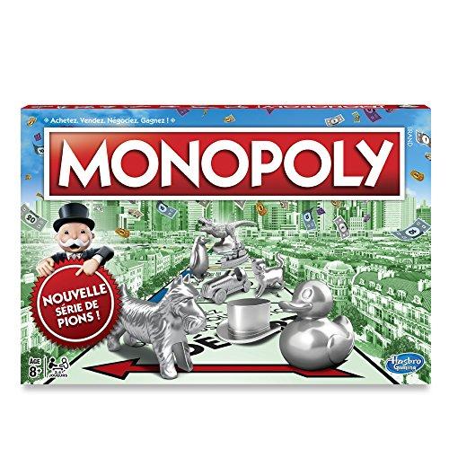Jeu de Société Monopoly Classique - Nouvelle Édition