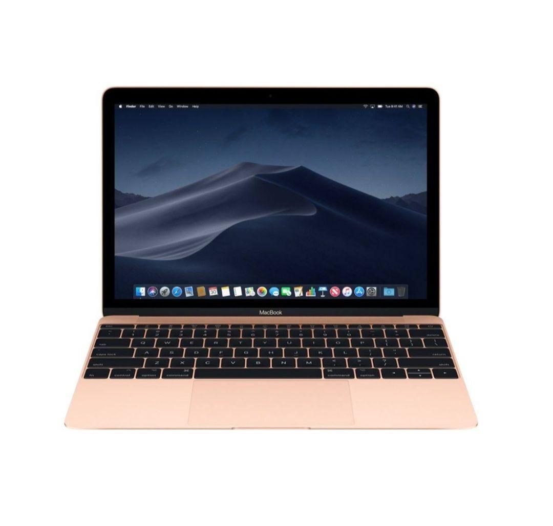 "PC Portable 12"" Apple MacBook (Or) - Mémoire 512 Go, Core i5 1.3, 8 Go de Ram (1229.99€ avec le code WELCOME19)"