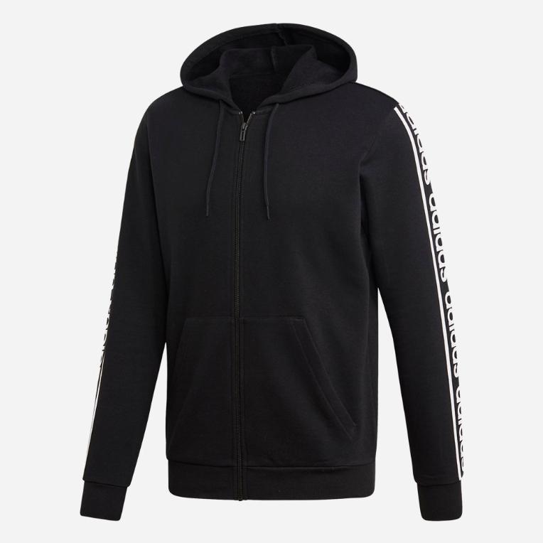 Sweatshirt homme Adidas M C90 BRD FZ