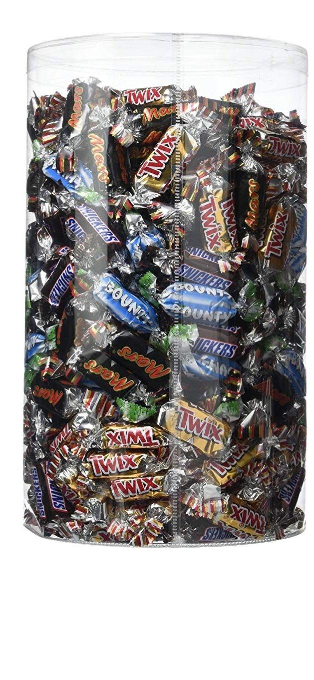 Boite de chocolats Celebration (différentes variétés) - 3 kg