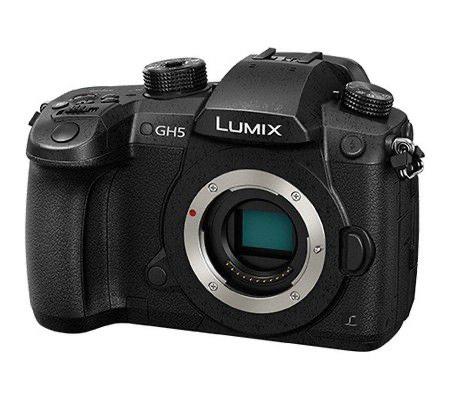 Appareil Photo Numérique Hybride Panasonic Lumix DC-GH5 - Boitier Nu