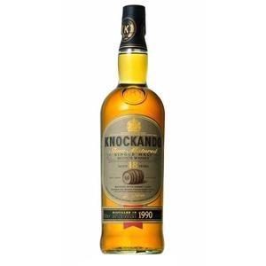 Bouteille de whisky Knockando Slow Matured - 70 cl