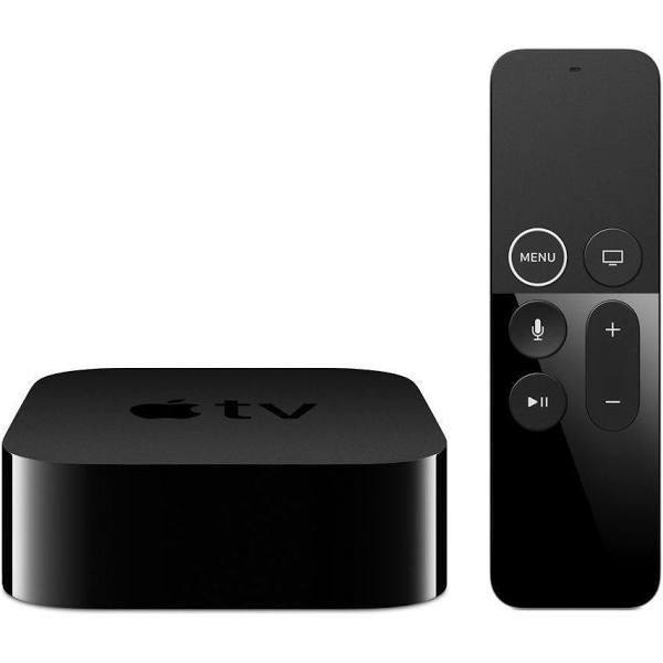 Boitier Multimédia Apple TV 4K - 64 Go (Frontaliers Suisse)