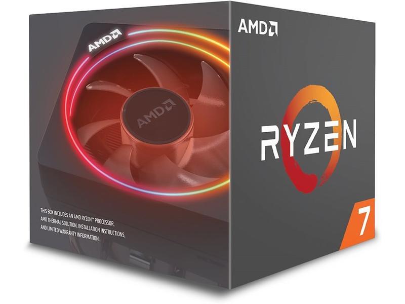 Processeur AMD Ryzen 7 2700X - 3.7 GHz + 15,04€ en Super Points