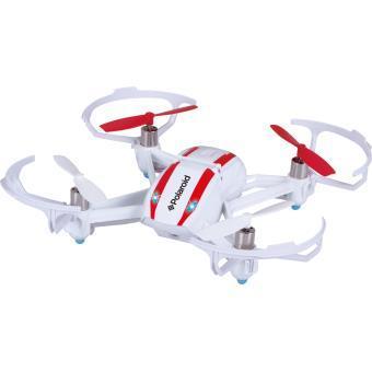 Drone Polaroid Moon - Blanc