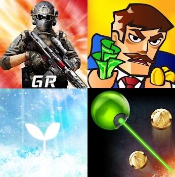 Sélection de Jeux gratuits sur Android - Ex : Gun Rage, Laserbreak 2, The Celestial Tree...