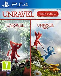 Unravel Yarny Bundle (Unravel + Unravel two) sur PlayStation 4
