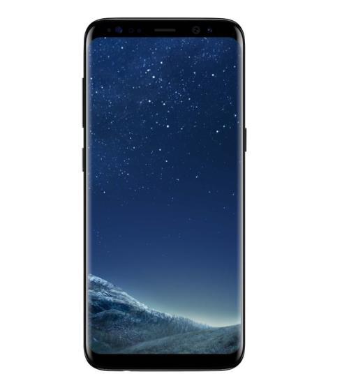 """Smartphone 5.8"""" Samsung Galaxy S8 - 64 Go, Noir(Vendeur tiers)"""