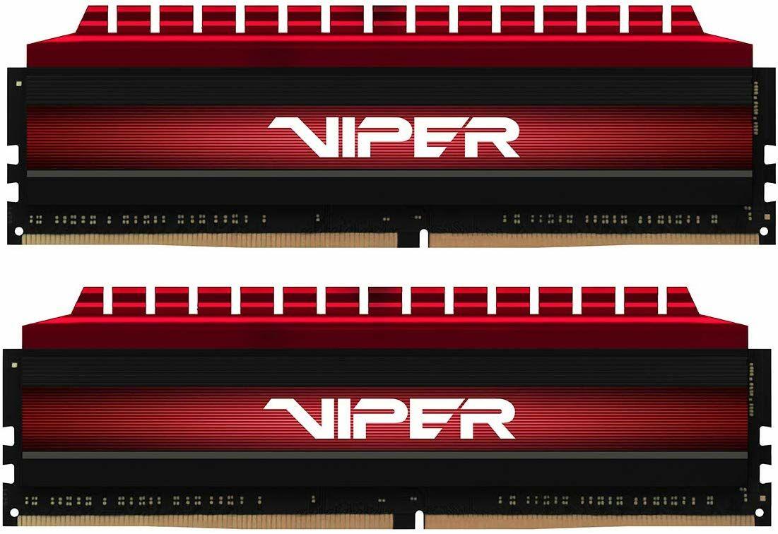 Kit Mémoire RAM Patriot Viper 4 16 Go (2x8) - 3400 MHz, C16, DDR4