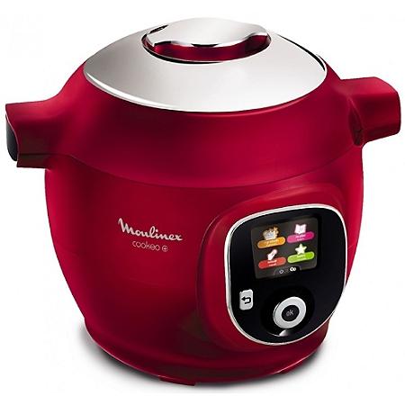 Multicuiseur Moulinex Cookeo CE851500 - 6L, 1600W, 150 recettes (+ Offre spéciale éventuelle)