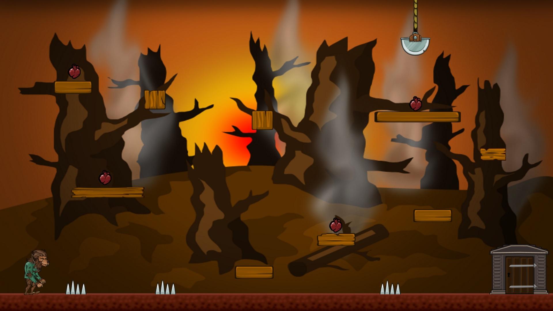 Werewolf life gratuit sur PC (Dématérialisé)