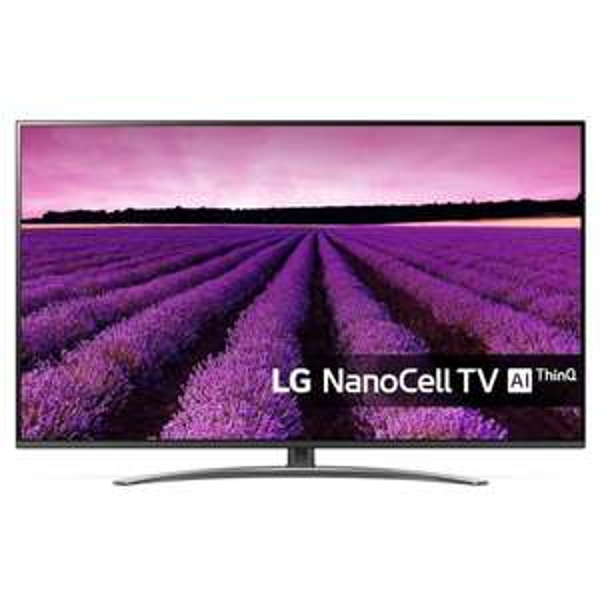"TV 65"" LG 65SM8200 - NanoCell Edge LED, 4K UHD, HDR 10/HLG, 2300 PMI, Smart TV (Domus Rosny Sous Bois 93 & Mantes Buchelay 78)"