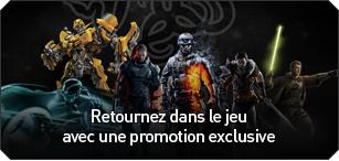 -50% sur une sélection de produits Razer