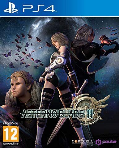 AeternoBlade 2 sur PS4