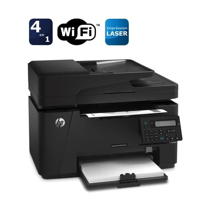 Imprimante HP LaserJet Pro MFP M127fs