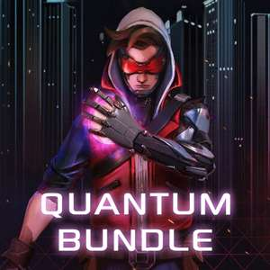 Quantum Bundle : 9 jeux PC + 3 DLCs dont Quantum Replica, Renoir, The Watchmaker, Fall of Light... (Dématérialisé - Steam)