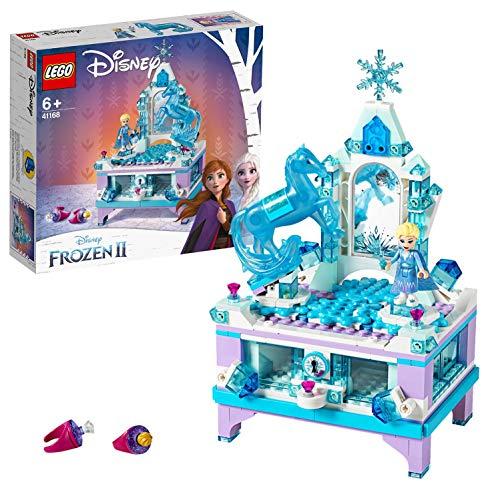 Jeu de construction Lego Disney Princess 41168 - La boîte à bijoux d'Elsa