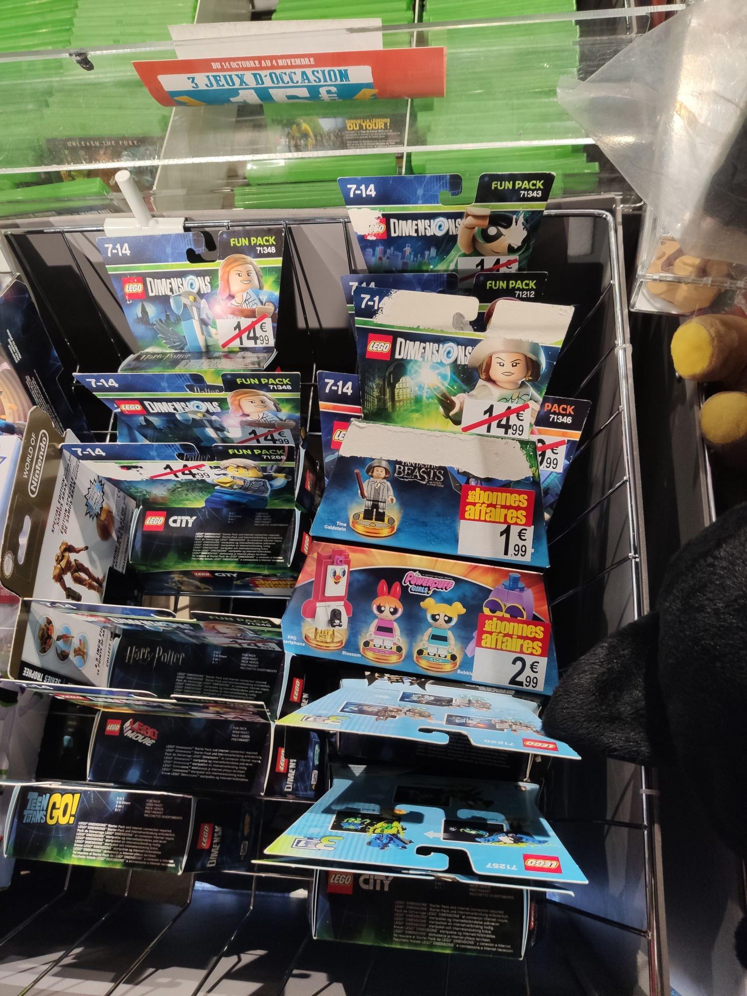 Divers jouets Lego Dimensions - Vendin-le-Vieil (62)