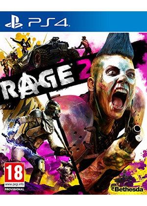 Jeu Rage 2 sur PS4