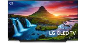 "TV OLED 55"" LG OLED55C9 - 4K UHD, HDR10, Dolby Vision & Atmos, Smart TV"