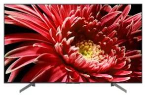 "TV 85"" Sony KD-85XG8596 XG85 - 4K UHD, Contraste élevé HDR, Android TV"