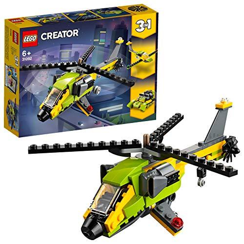 Jouet Lego Creator 31092 - L'aventure en hélicoptère