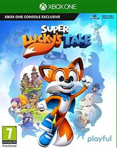 Jeu Super Lucky's Tale sur Xbox One (+0,49€ en SuperPoints)