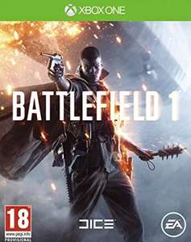 Battlefield 1 sur Xbox One (+0,44€ en SuperPoints)