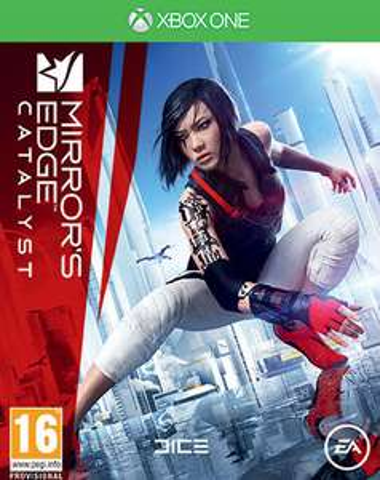 Jeu Mirror's Edge Catalyst sur Xbox One