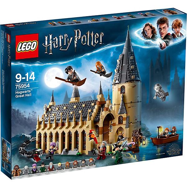 10% de réduction supplémentaire sur tous les Lego - Ex : Lego Harry Potter - La Grande Salle du château de Poudlard 75954