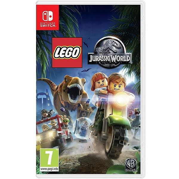 Lego Jurassic World sur Switch