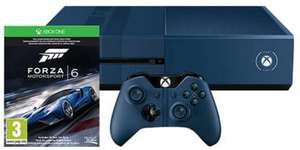 Pack Console Microsoft Xbox One - Edition limitée Forza + 2 manettes + Forza Motosport 6