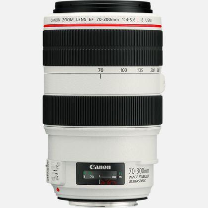 Jusqu'à 300€ remboursé par Canon sur une sélection de produits - Ex : Objectif Canon EF 70-300mm f/4-5.6L (Via ODR 150€)