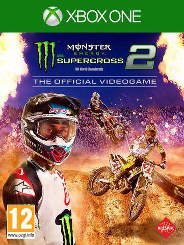 Jeu vidéo Monster Energy Supercross 2 sur Xbox One