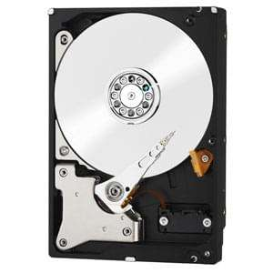 "Disque dur pour NAS 3.5"" Western Digital WD RED - 3 To (WD30EFRX)"