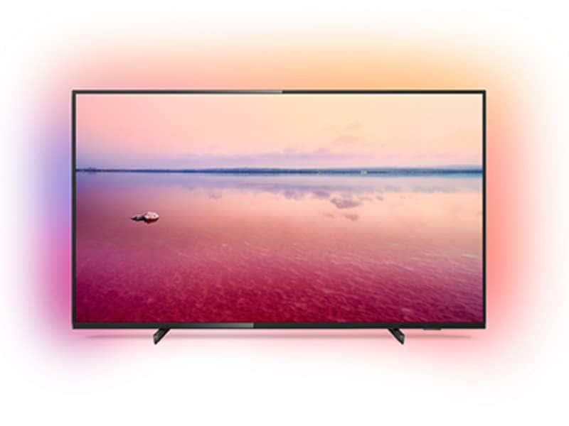 "TV 70"" Philips 70PUS6704 - 4K UHD, LED VA, HDR10+, 50 Hz, Ambilight 3 côtés"