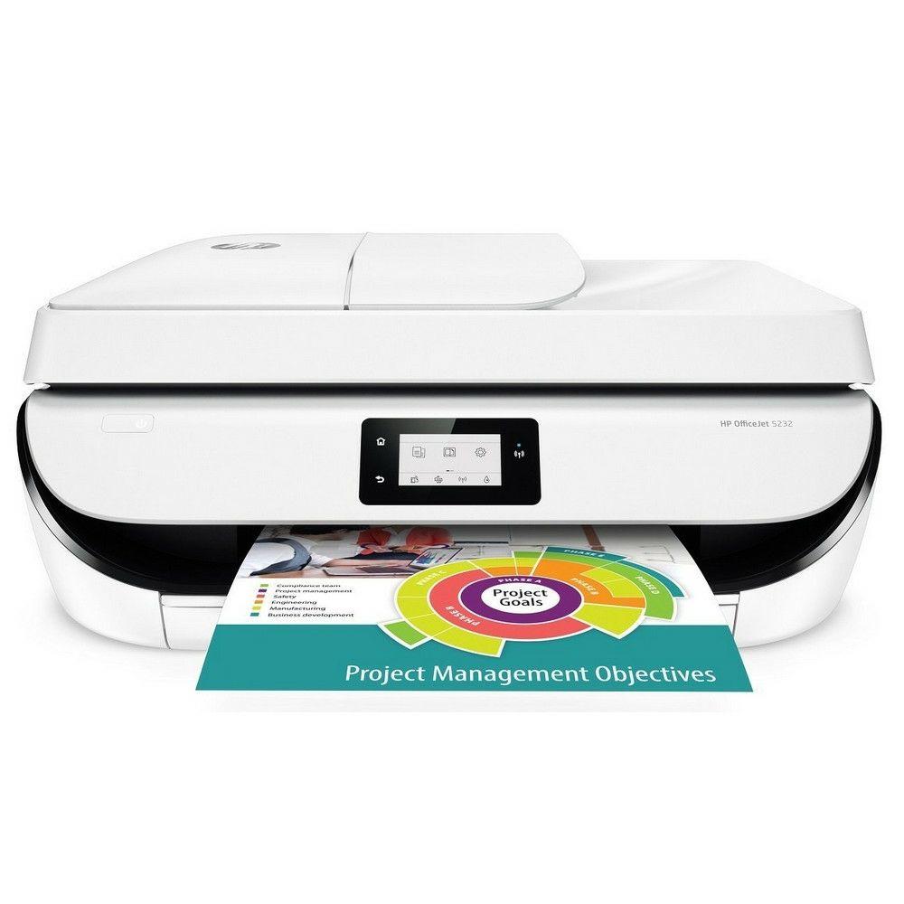 Imprimante multifonction à jet d'encre HP OfficeJet 5232 - R/V automatique