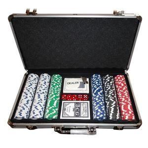 Malette de poker 300 jetons ProPoker (Vendeur Tiers)