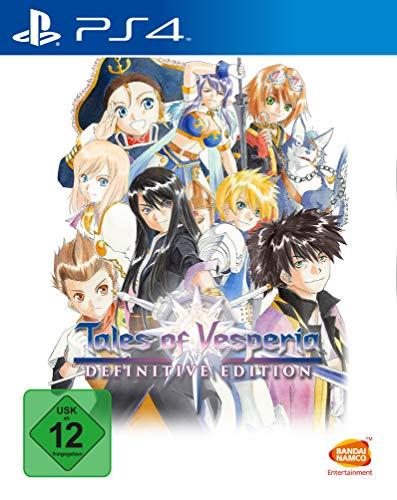 Tales of Vesperia Definitive edition sur PS4
