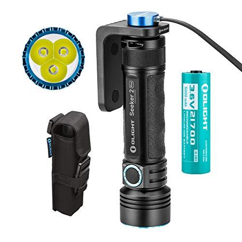 Lampe Torche Olight Seeker 2 Pro (Vendeur Tiers)