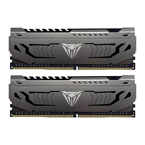 Kit mémoire DDR4 Patriot Memory Viper Steel 32 Go (2x16Go) - 3000 MHz, CL19 (Vendeur Tiers)