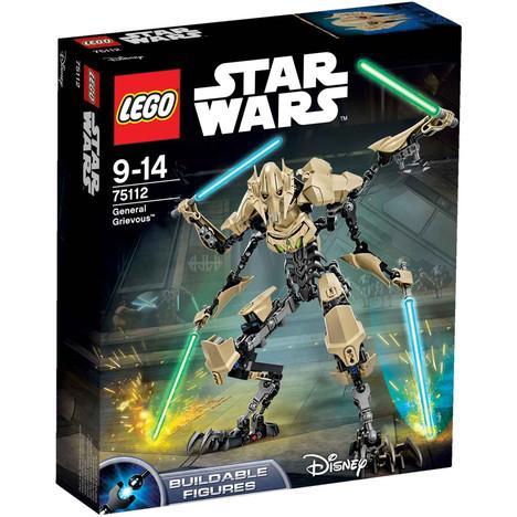 Jeu de construction Lego Star Wars - General Grevious, n°75112