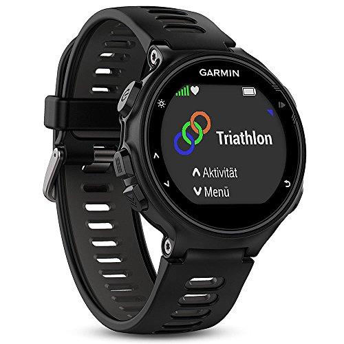 Montre GPS Multisports Garmin Forerunner 735XT avec Cardio Poignet