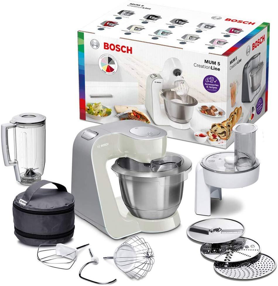 Robot de cuisine Bosch MUM58L20 - 1000W