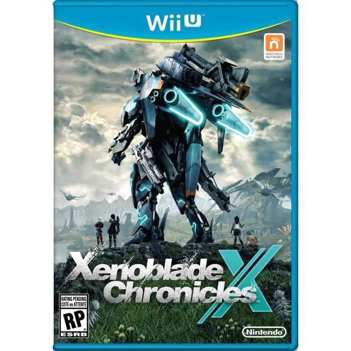 Précommande : Jeu Xenoblade Chronicles X sur Wii U