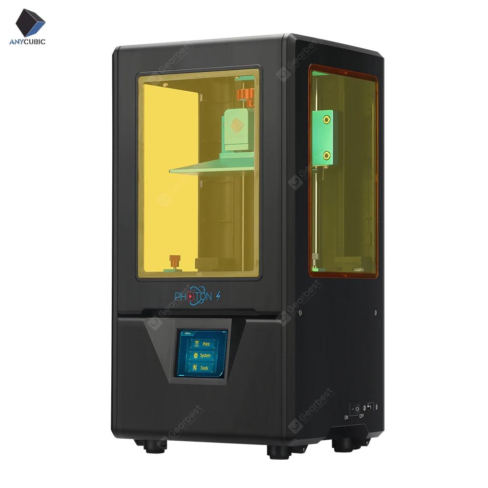 Imprimante 3D Photon-S + 500ml Résine + 5 feuilles FEP (Entrepôt République Tchèque)