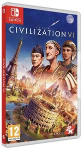 Jeu Civilization VI sur Nintendo Switch