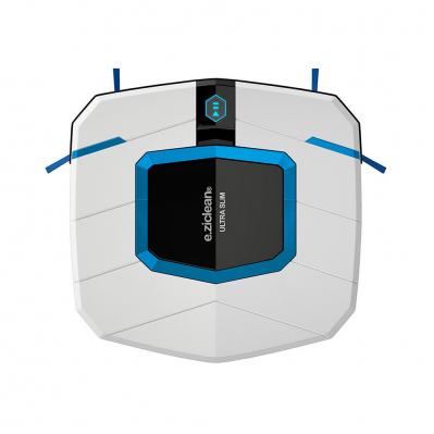 Aspirateur-robot EZIClean Ultra Slim White V2 - Blanc