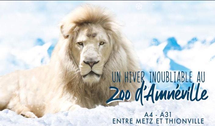 1 entrée pour 2 Adultes (+12 ans) et 1 enfant (3 à 11 ans) pour le Zoo d'Amneville (57)