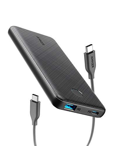 Batterie externe Anker PowerCore Slim - 10000 mAh Type-C Power Delivery (Vendeur Tiers)